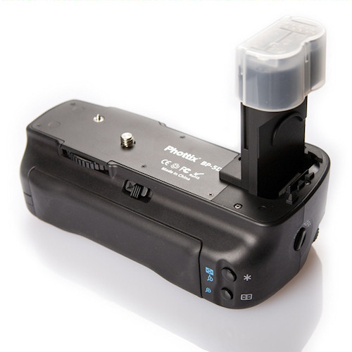 Phottix Battery Grip BP-5D (Canon)