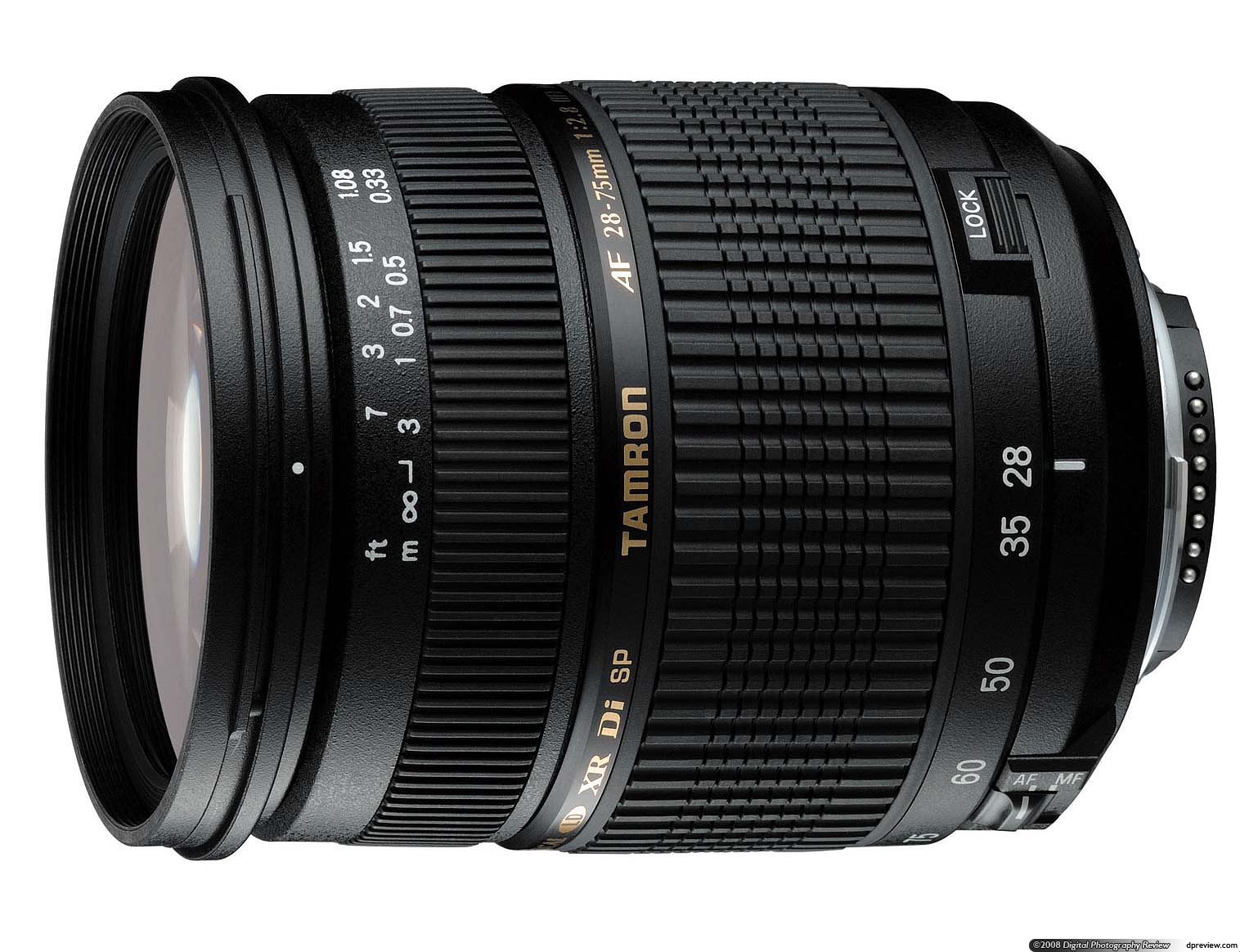 Tamron AF 28-75 F/2,8 SP XR Di LD (Canon)